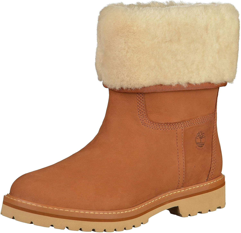 Timberland Damen Chamonix Valley Kurzschaft Stiefel  | Primäre Qualität