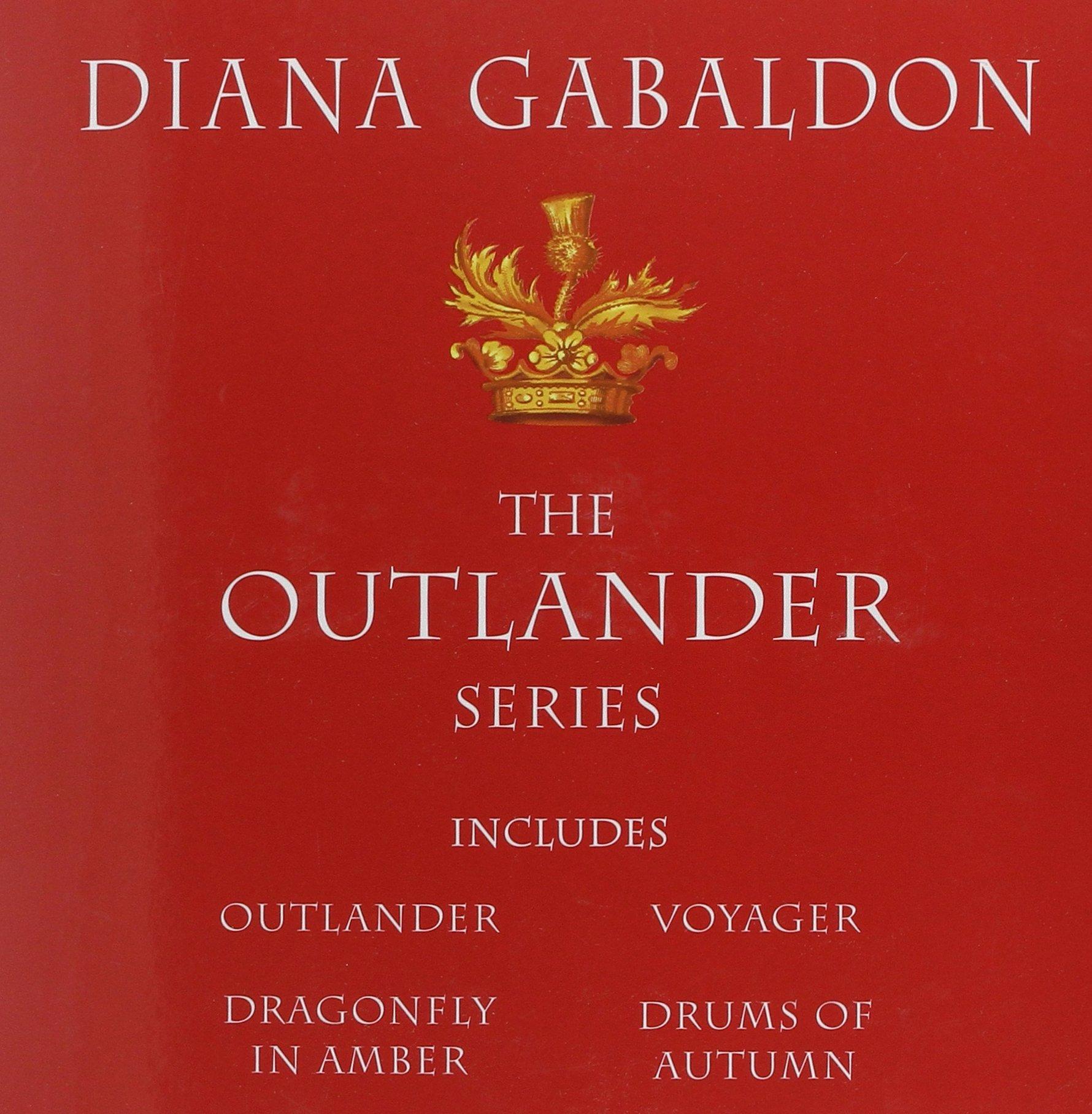 Outlander 4 copy boxed set outlander dragonfly in amber voyager outlander 4 copy boxed set outlander dragonfly in amber voyager drums of autumn diana gabaldon 9781101887486 amazon books fandeluxe Gallery