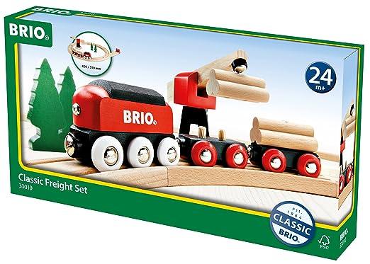2 opinioni per Brio 33010- Set Treno Merci Classico