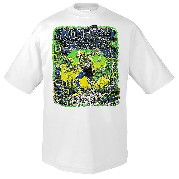 Chameleon Clothing Municipal Waste Gaither T-Shirt