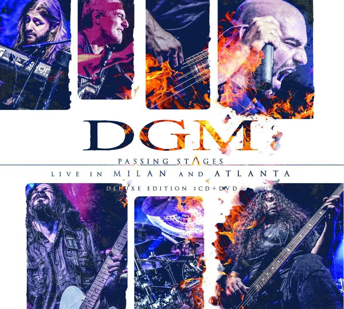 Passing Stages Live In Milan And Atlanta Dgm Amazonde Musik
