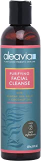 product image for Purifying Organic Facial Cleanser | Aleavia Presents The Leading Facial Wash Treatment Made With Aloe Vera To Prevent Acne & Oily Skin | Exfoliate & H