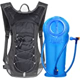 Unigear Hydration Pack Backpack with 70 oz 2L Water Bladder for Running, Hiking, Cycling, Climbing, Camping, Biking