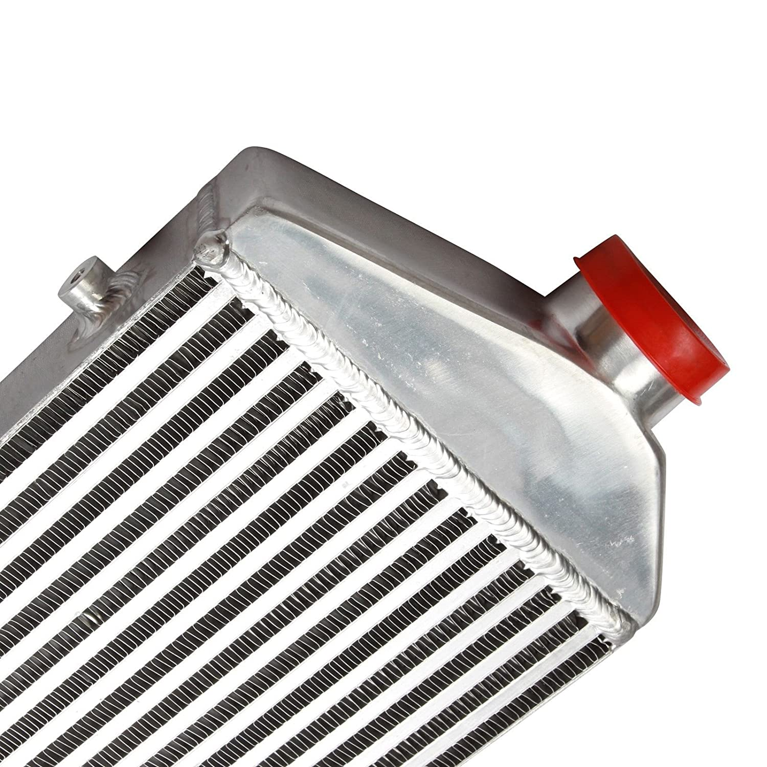 yjracing Fit For 1998-2001 Audi A4 S4 B5 1.8T Front Mount Intercooler Kits Fmic Bolt On