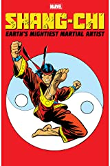 Shang-Chi: Earth's Mightiest Martial Artist Kindle Edition