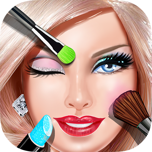 Beauty Salon 2 (Real Girl Makeup And Dress Up Games)