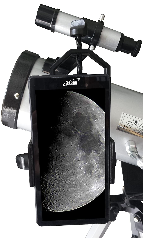 """Seben 1000-114 Star-Sheriff EQ3 Telescopio riflettore con /""""Big Pack/"""" incluso"""