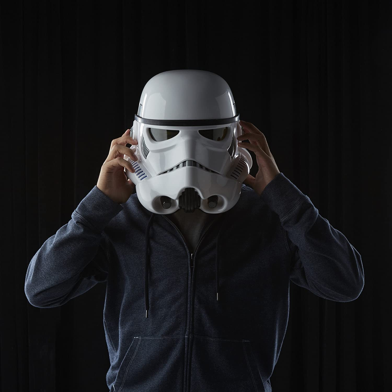 Amazon.com: Star Wars The Black Series, Casco cambiador de ...