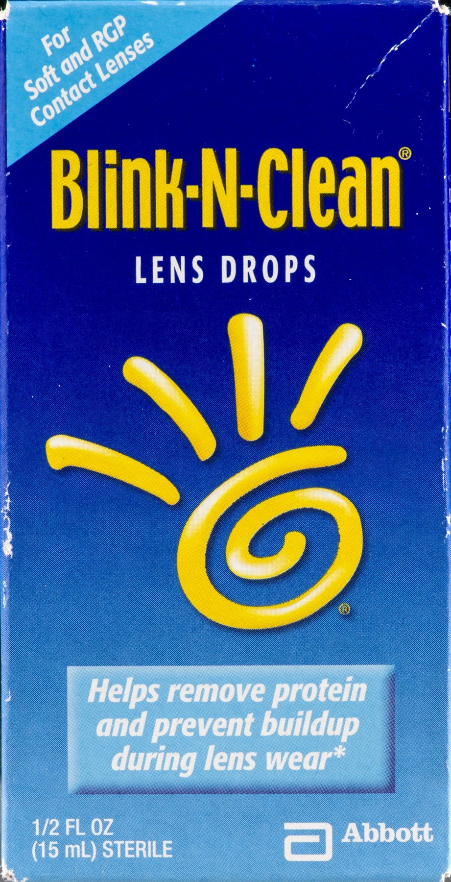 Complete Blink N Clean Drops