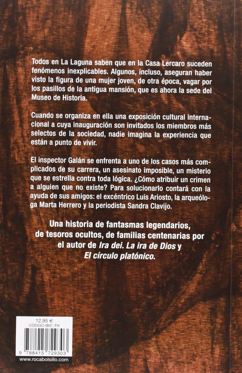 La casa Lercaro (Rocabolsillo Bestseller)
