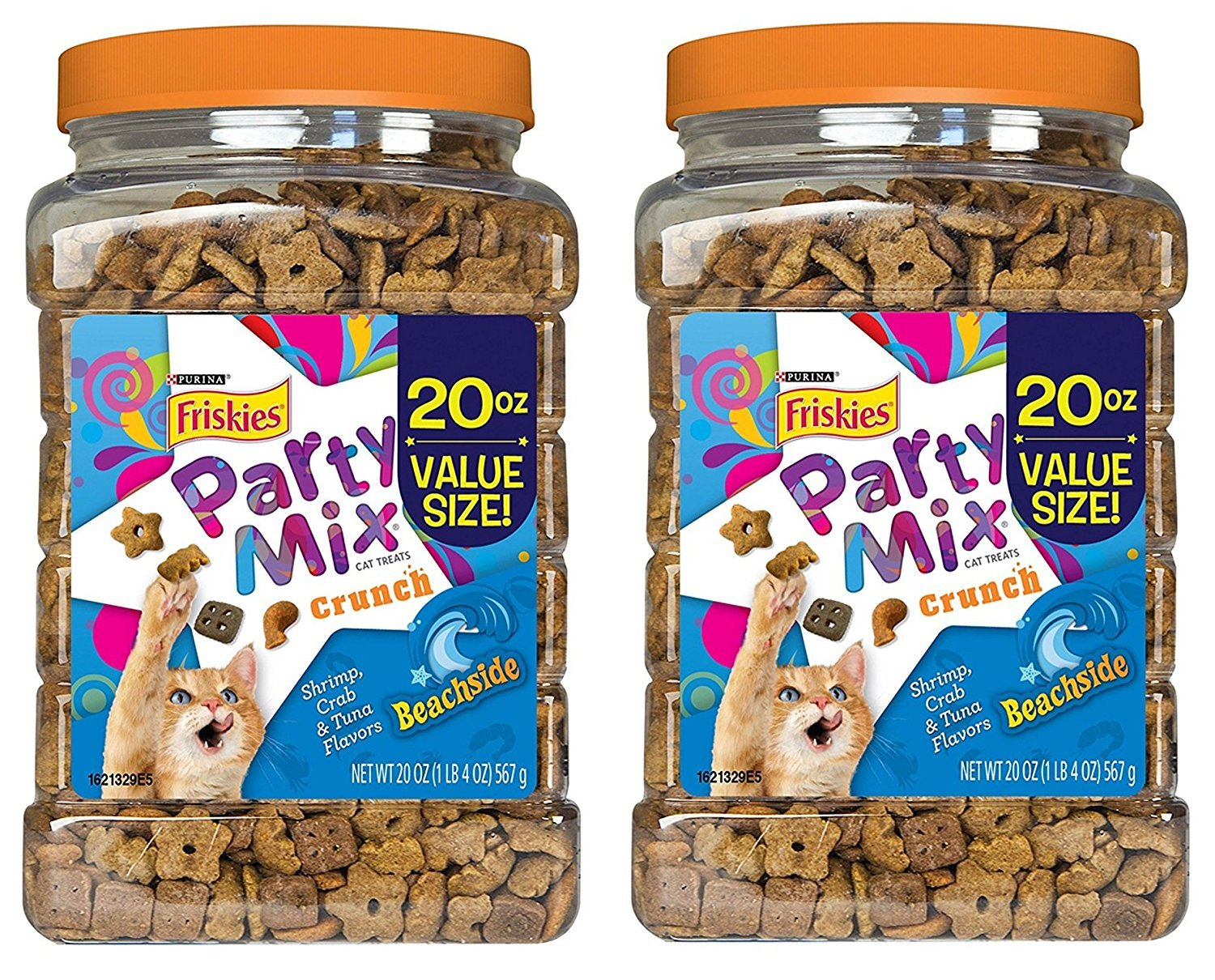 40 oz. Canister by Purina Friskies