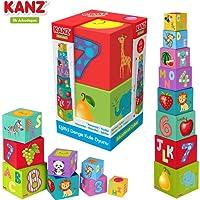 Kanz - Bebek Oyuncak Denge Kule Oyunu (Enfal Oyuncak 30628)