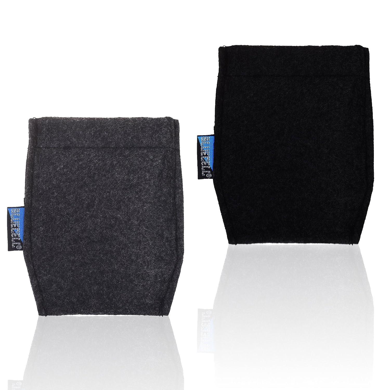 72a8de6765b1 Amazon.com: BCP 2-Piece Pocket Square Card Holder for Man's Suits ...