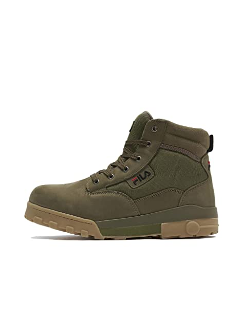 Fila Grunge Mid Boots: Amazon.co.uk: Shoes & Bags