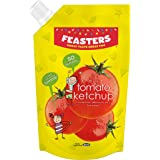 Feasters Ketchup Tomato Pouch, 1kg