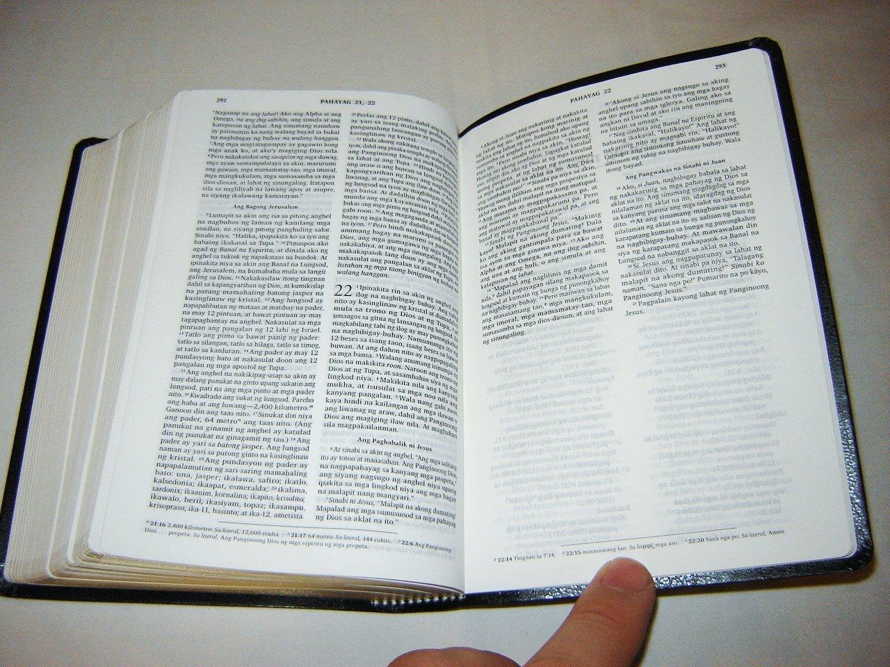 Knitting Meaning In Tagalog : Tagalog bible asd ang salita ng dios modern niv philippine