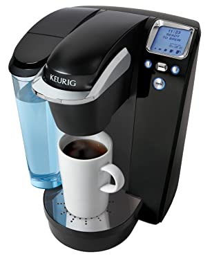 Keurig KUB70 Platinum Single Serve Brewer Review