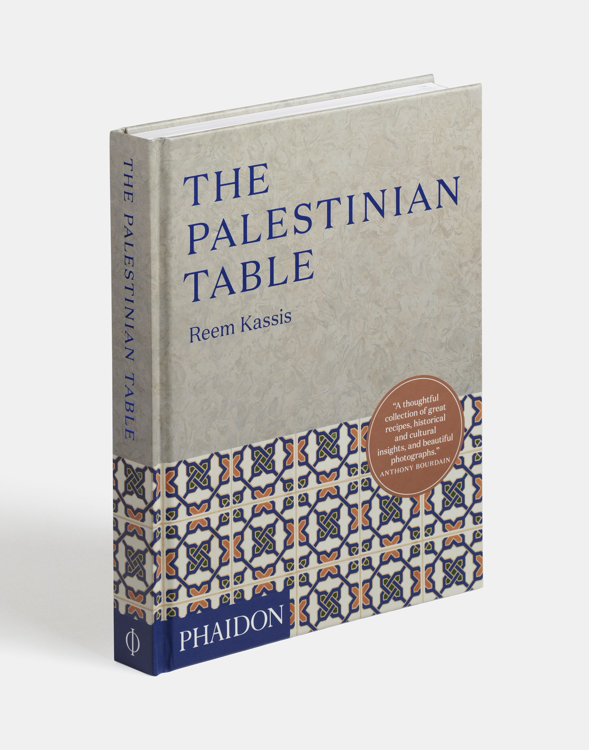The Palestinian Table Reem Kassis Amazon Books