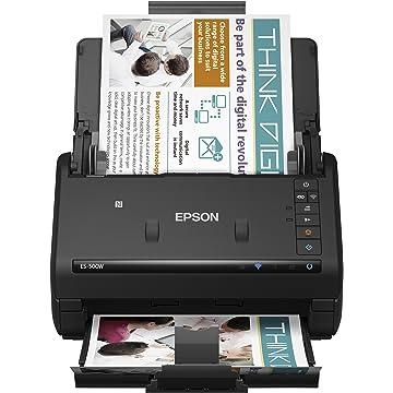 cheap Epson WorkForce ES-500W 2020