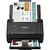 Scanner EPSON Colorido de Documentos Workforce ES-500W - B11B228201