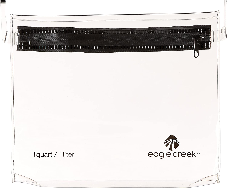 Clear 22 cm Eagle Creek 3-1-1 Travel Sac Bolsa de Aseo 1 litros