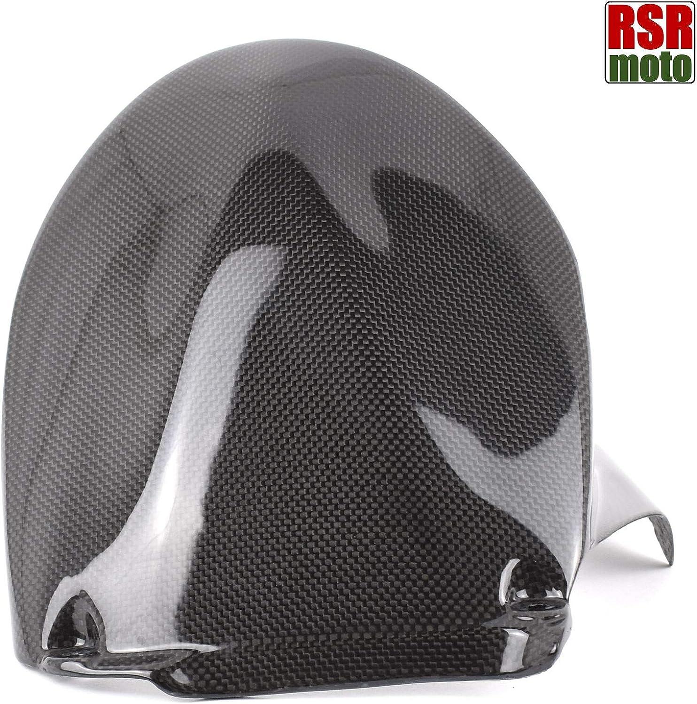 RSR Moto Compatible With Ducati 749 999 Carbon Fibre Rear Hugger Mudguard Fender /& Chain Guard 03-04 Gloss Plain Weave