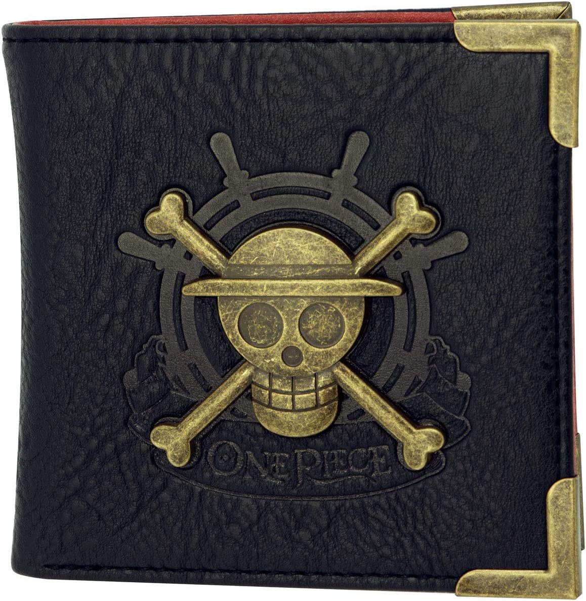 Logo Luffy ABYstyle Portefeuille Premium One Piece