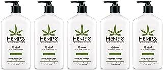 product image for Hempz Original Herbal Body Moisturizer IiZbF, 5Units (17 Fluid Ounce)