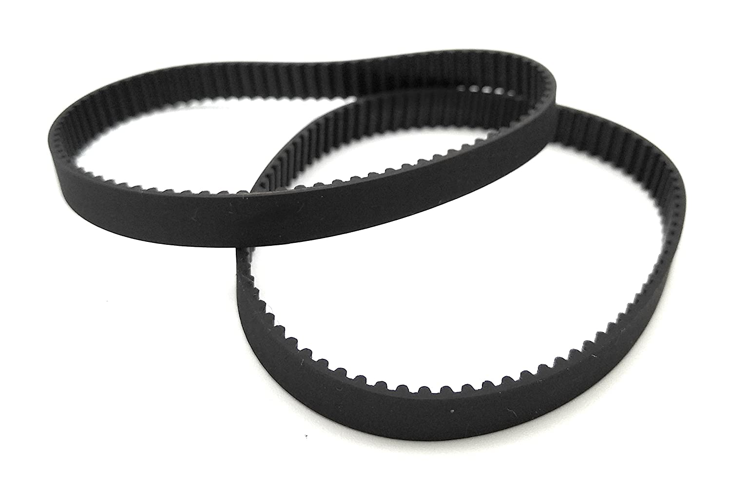 80mm 2 pieces each GT2 Closed Timing Belt 6 mm Wide