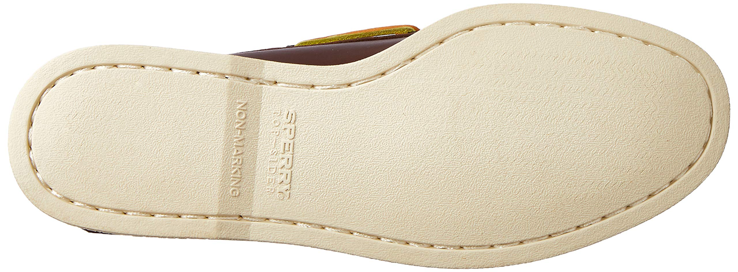 Sperry Men's A/O 2 Eye Boat Shoe,Brown,11.5 M US by SPERRY (Image #3)
