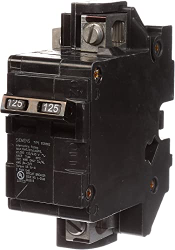 Siemens MBK125A 125-Amp Main Circuit Breaker for Use in Ultimate Type Load Centers
