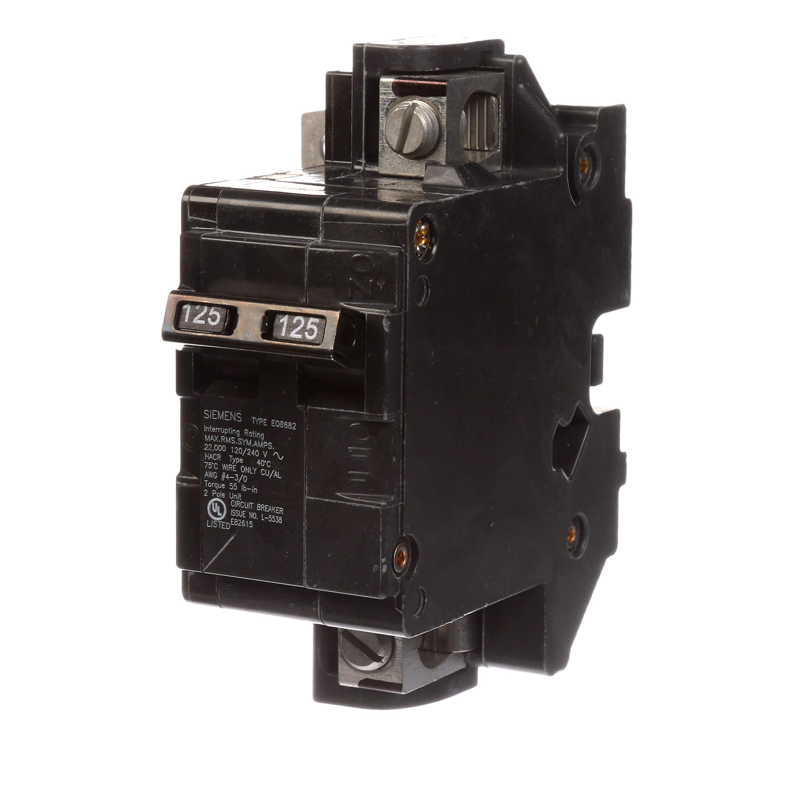 Siemens MBK125A 125-Amp Main Circuit Breaker for Use in Ultimate Type Load Centers by Siemens Energy Automation Inc