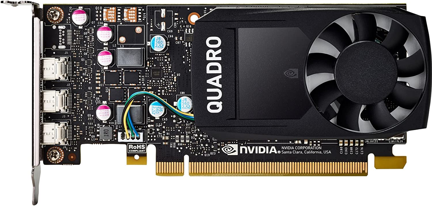 AMD HP Quadro P400 Graphics Card Graphic Cards 1ME43AT