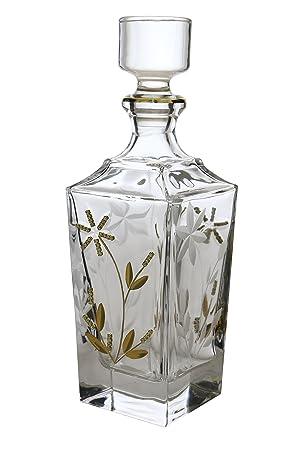 Tequila Botella Uno Verde Nopal Botella Y Vasos De Chupito Soporte