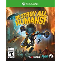 Deals on Destroy All Humans for Playstation 4