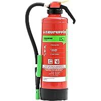 Feuerlöscher 6L Schaum Aufladelöscher Neuruppin S6SK eco + ANDRIS® ISO-Symbolschild + Prüfnachweis