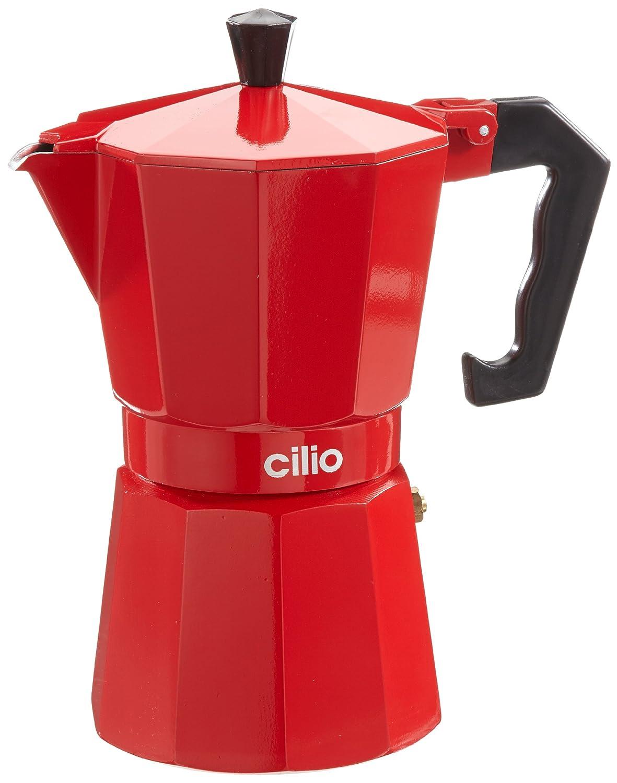 Cilio 321203 Espressokocher Alu 6 Tassen cilio tisch-accessoires GmbH