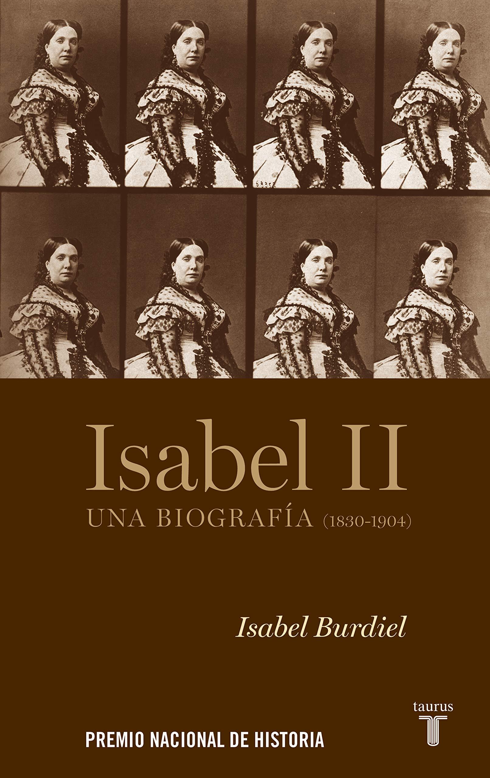 Isabel II: Una biografía (1830-1904) (Pensamiento): Amazon.es: Burdiel, Isabel: Libros