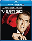 Vertigo / Sueurs froides (Bilingual) [Blu-ray + Digital Copy + UltraViolet]