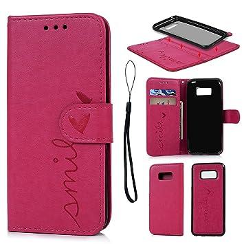 case samsung s8 pink