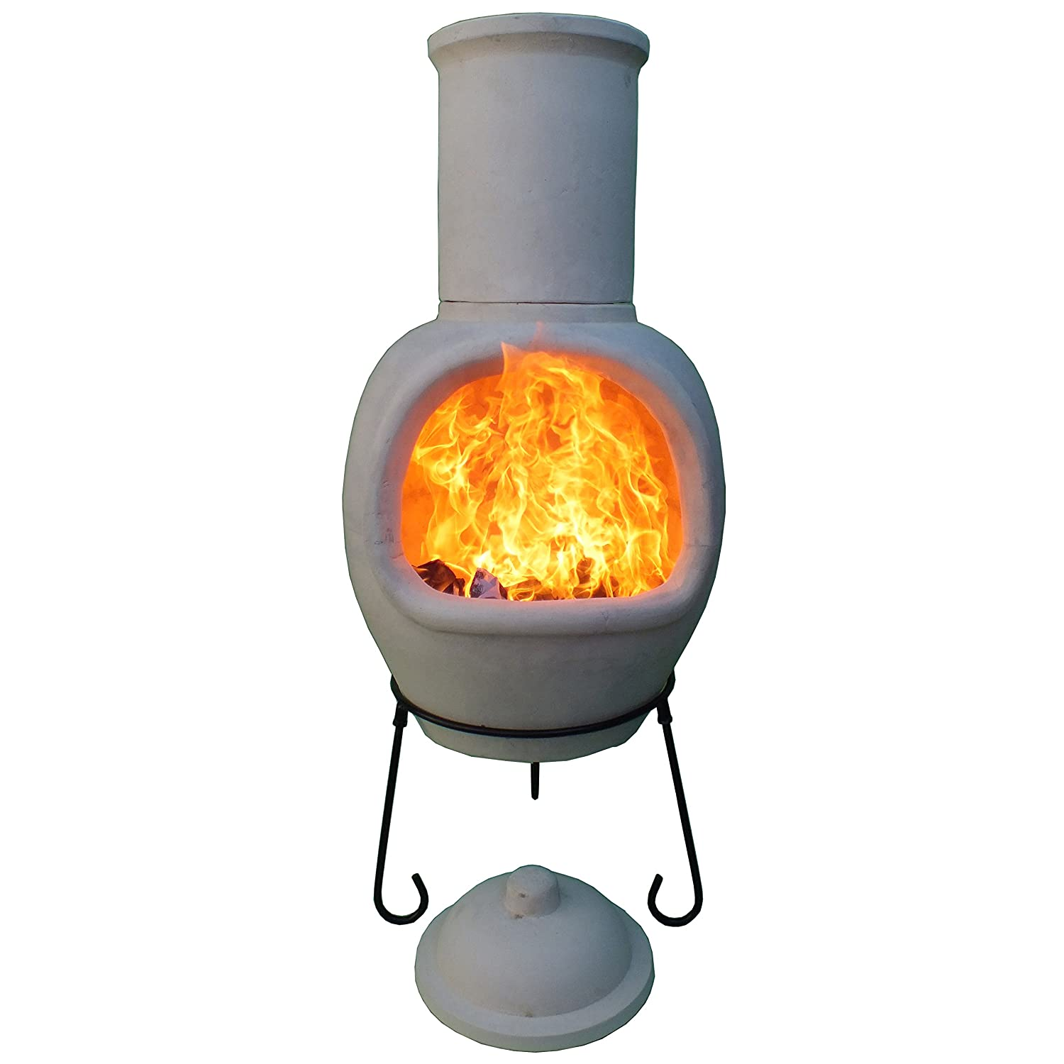 Superior Gardeco AFC C51.00 X Large Natural Clay Chiminea