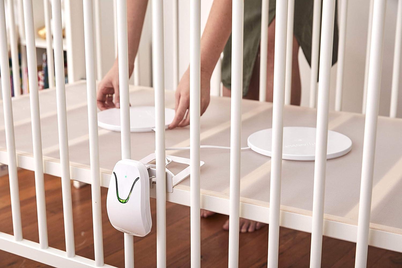 Le nouveau Babysense 7 sous-le-Matelas Bébé mouvement respiratoire Moniteur-la