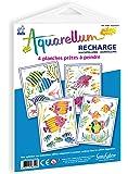 Sentosphère - 670R - Recharge - Aquarellum Junior - Aquarium