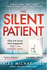 The Silent Patient: The Richard and Judy bookclub pick and Sunday Times Bestseller Kindle Edition