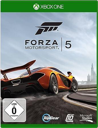 Microsoft Forza Motorsport 5 - Juego (Xbox One, Racing, E (para todos)): Amazon.es: Videojuegos