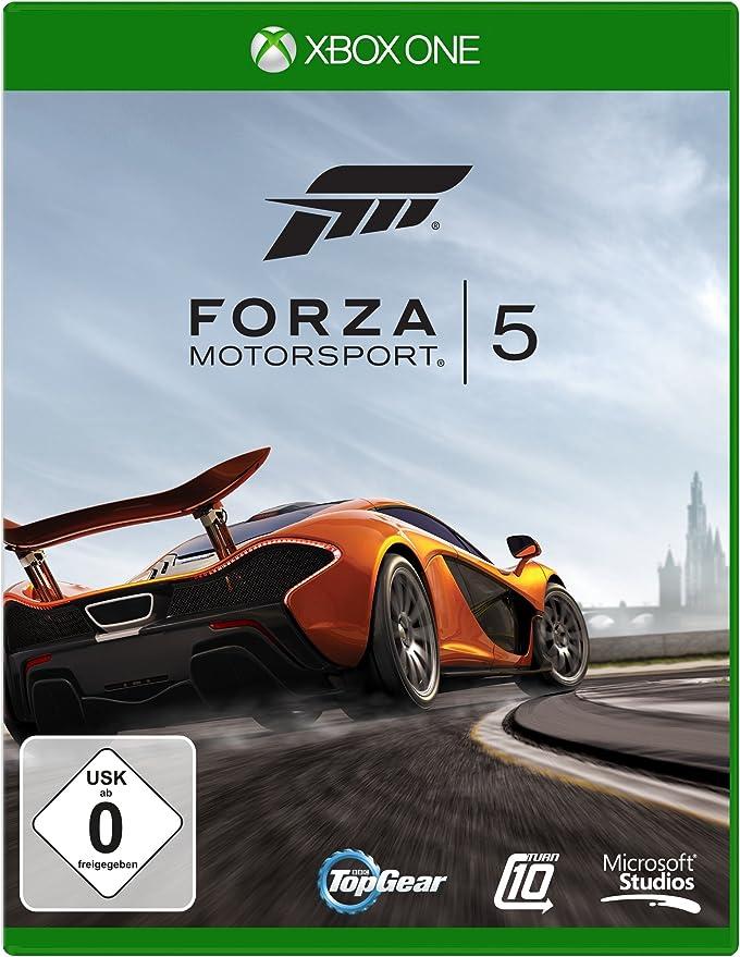 Microsoft Forza Motorsport 5 - Juego (Xbox One, Racing, E (para ...