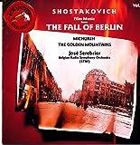 Shostakovich film music:Fall of Berlin,michurin,the golden mountains