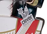 Clever Creations Soldier Nutcracker Rocking Horse