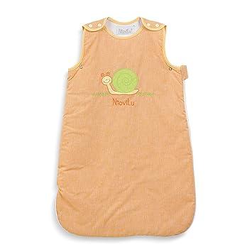 NioviLu Saco de dormir para bebé - Escargot rigolo (0-6 meses / 70 cm - 1 Tog)