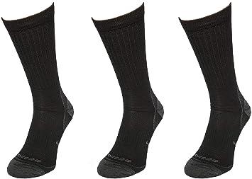 Anti-Zecken SMP1 65/% Merino-Wolle Wandersocken Comodo 3 Paar Bequeme Merino Jagd-Socken M/ücken Angeln Sport Trekking